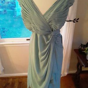 Mint Green/Blue Dress